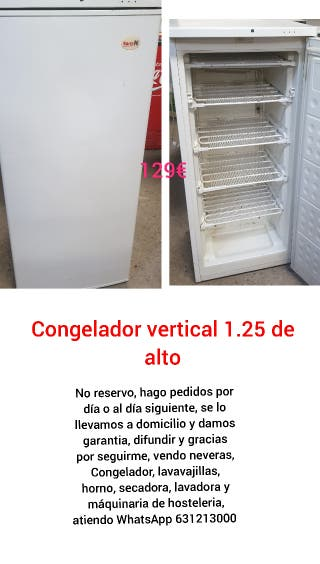 DEJA WASAP congelador marca Liebherr 5 cajones