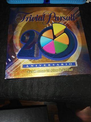 Trivial Pursuit celebración 20 aniversario