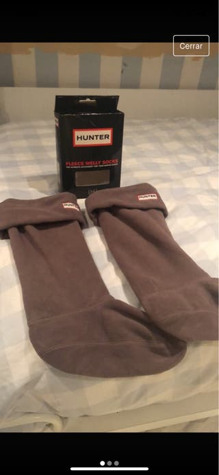 Calcetines botas Hunter