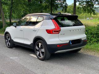 Volvo XC40. 2018