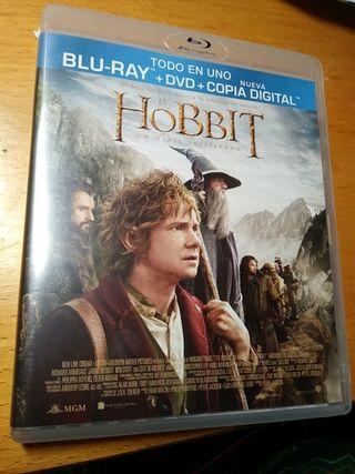 El Hobbit Blu-Ray
