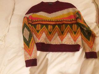 Jersey colores Primark, talla M