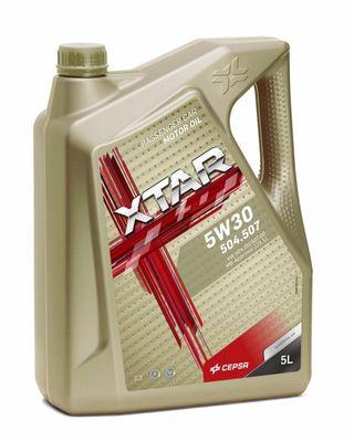 5l Aceite Lubricante Cepsa Xtar 5w30 504 507