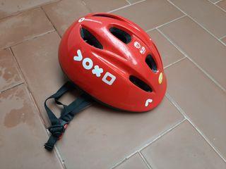 casco bici junior .patinete..t,-52,56
