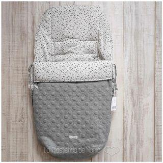 saco carro bebé