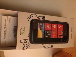 HTC 7 TROPHY MOVIL ESTA INTACTO ASPECTO N/FUNCION