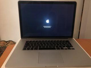 Macbook pro 15 mediados 2013 16gb ram poco uso