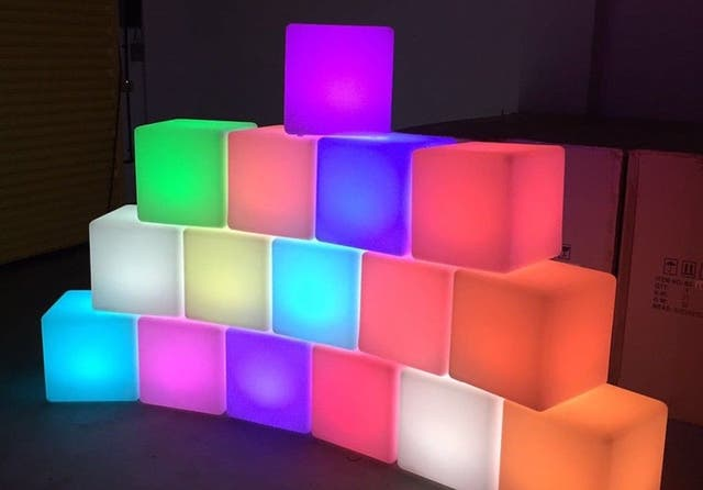 Muebles led