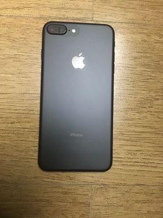 iPhone 7 Plus + funda original