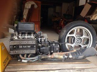 Motor completo de bmw k 75 totalmente repasado
