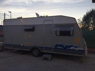 Caravana sun roller fiesta