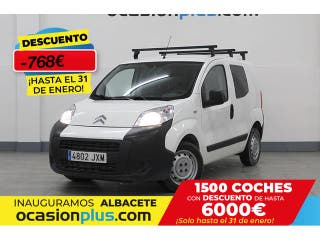 Citroen Nemo Combi HDi 80 Attraction 59 kW (80 CV)