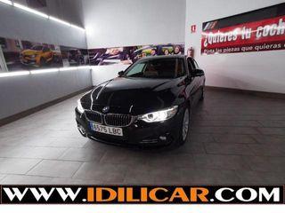 BMW Serie 4 Coupé 420d Coupé
