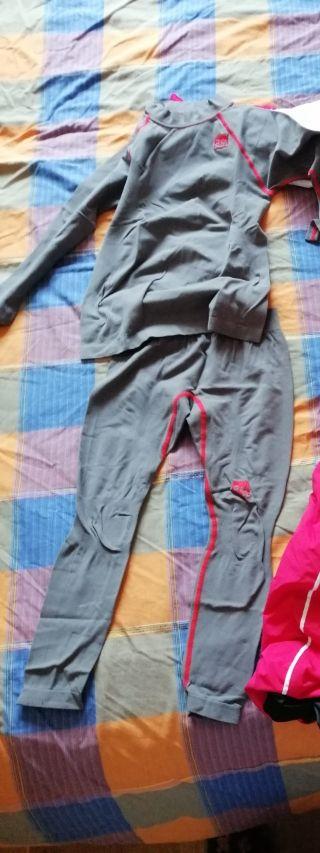 ropa interior térmica