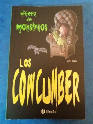 NIÑERA DE MONSTRUOS. libro nuevo