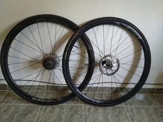 Juego ruedas ciclocross / gravel