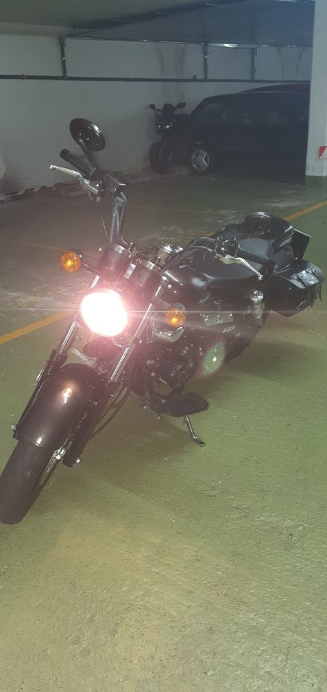Keeway superlight limited 125
