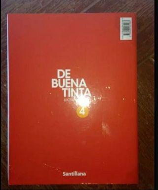 """Libro de Lecturas """"De Buena Tinta 4"""""""