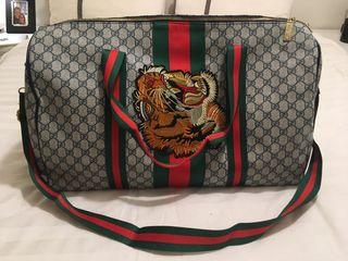 Bolso de viaje Gucci