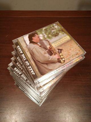 Lote 16 cd's Jazz Nuevos
