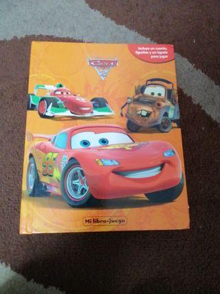 cuento libro Cars película