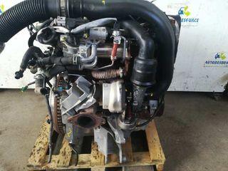 Motor completo NISSAN QASHQAI 1.5 Turbodiesel 2012