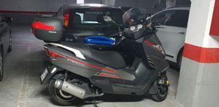 moto 125 keeway 2015