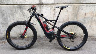 E-Bike S-Works Turbo Levo FSR 6 Fattie talla M !!!