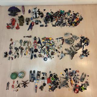 LEGO PIEZAS STARWARS HALO
