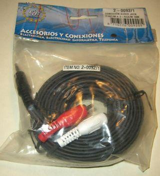 Cable de conexión audio jack 2-0092/1