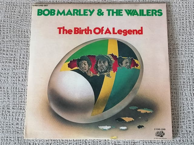 doble lp vinilo BOB MARLEY & THE WAILERS