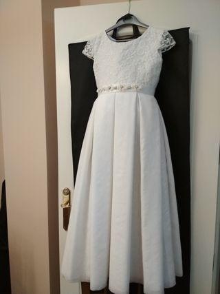 Vestido comunión niña. Oportunidad!!!!!