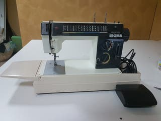 Maquina semi-industrial Sigma 2002