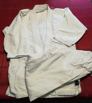 Kimono de judo infantil