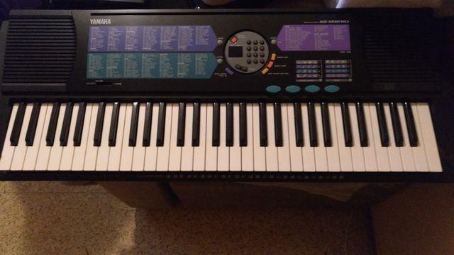 piano psr185