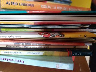 libros infantiles en Catalán y castellano