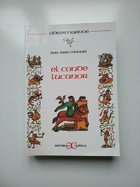 El conde Lucanor - Don Juan Manuel