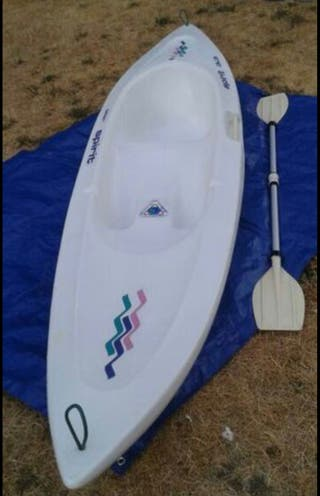 Vendo canoa en perfecto estado
