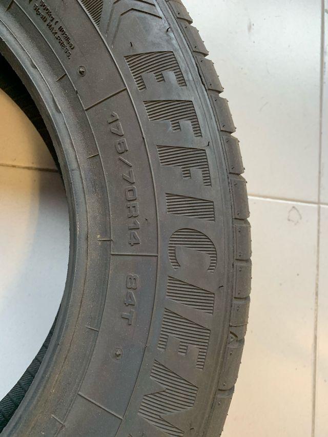 Neumático nuevo a estrenar 175/70/14 84t goodyear