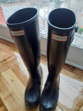 Botas Hunter calcetines Hunter gratis