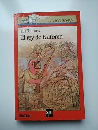 El rey de Katoren - Jan Terlouw