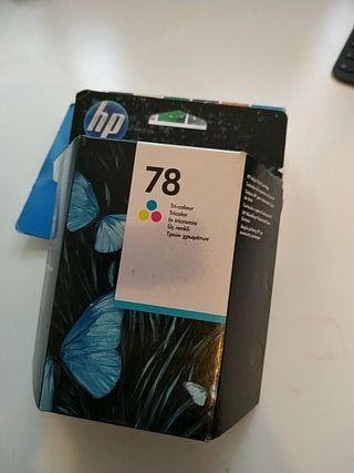 Cartuchos originales HP 78