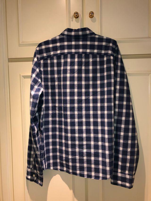 Camisa Hollister a cuadros