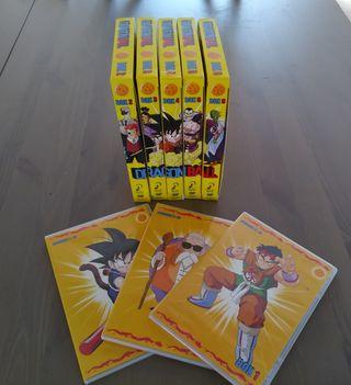 DVD Dragon Ball-Bola de drac