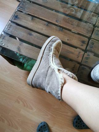 botas estilo Mou