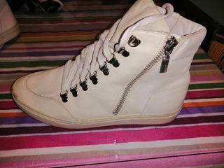botas de piel marca schutz
