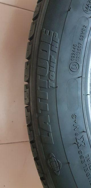235/55/ R18 neumáticos