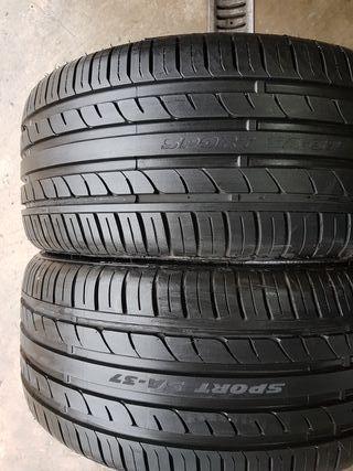 Neumáticos 245 35 20 Westlake seminuevos