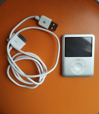 iPod nano 3G + Altavoz