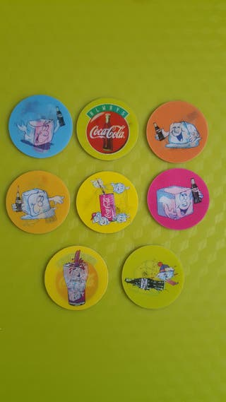 Tazos Tricker Cola Icecube